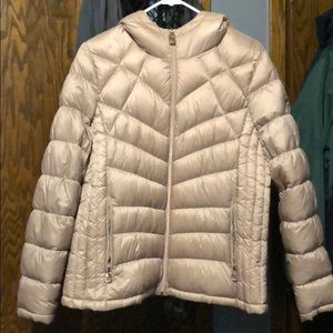 Michael Kors winter puffy jacket.